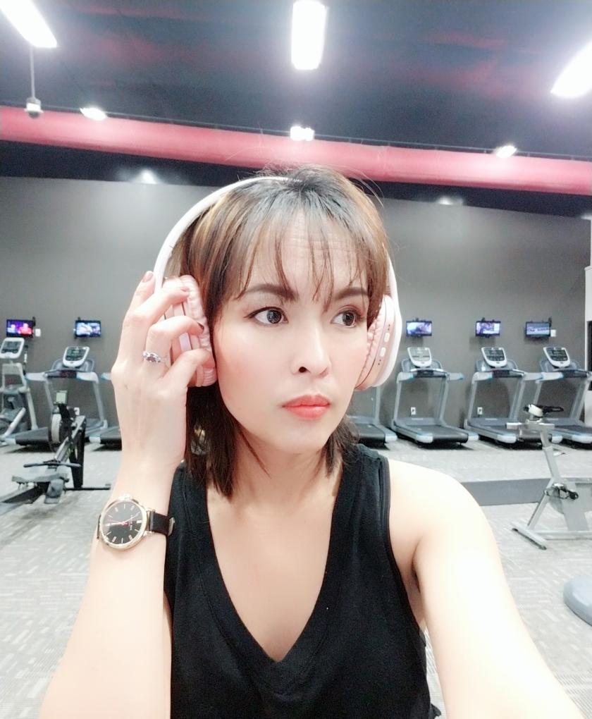 Fitness mom