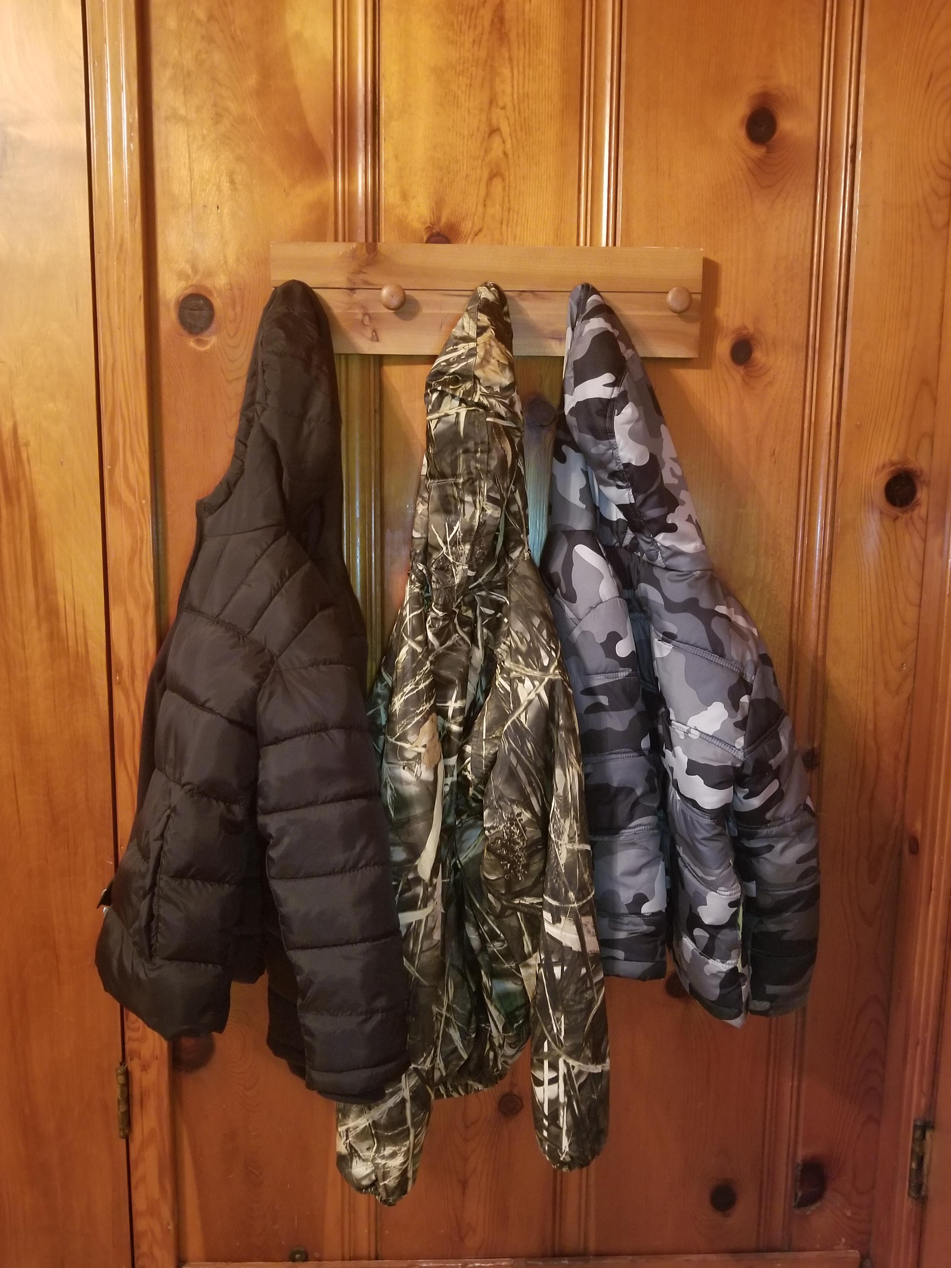 Hobby Lobby Coat Rack