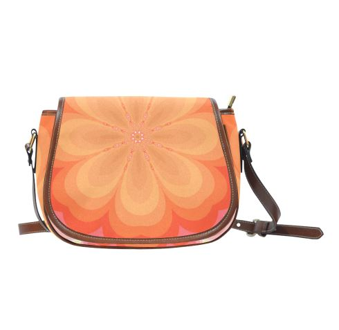 saddle bag spring blossom