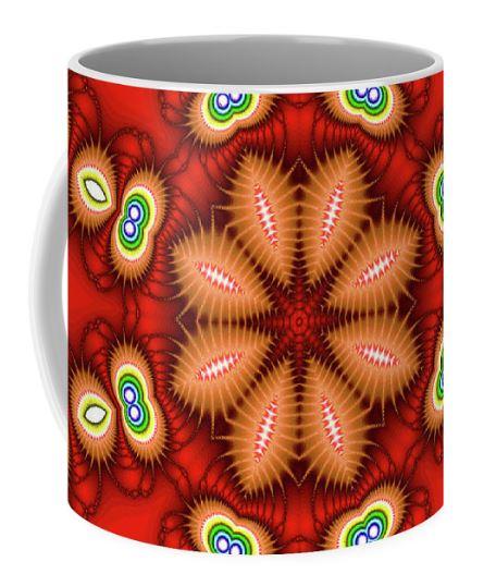 watcher's eyes mug