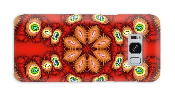 watcher's eyes samsung galaxy phone case