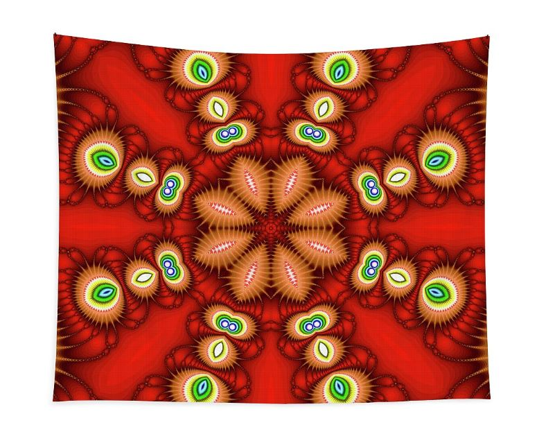 watcher's eyes tapestry